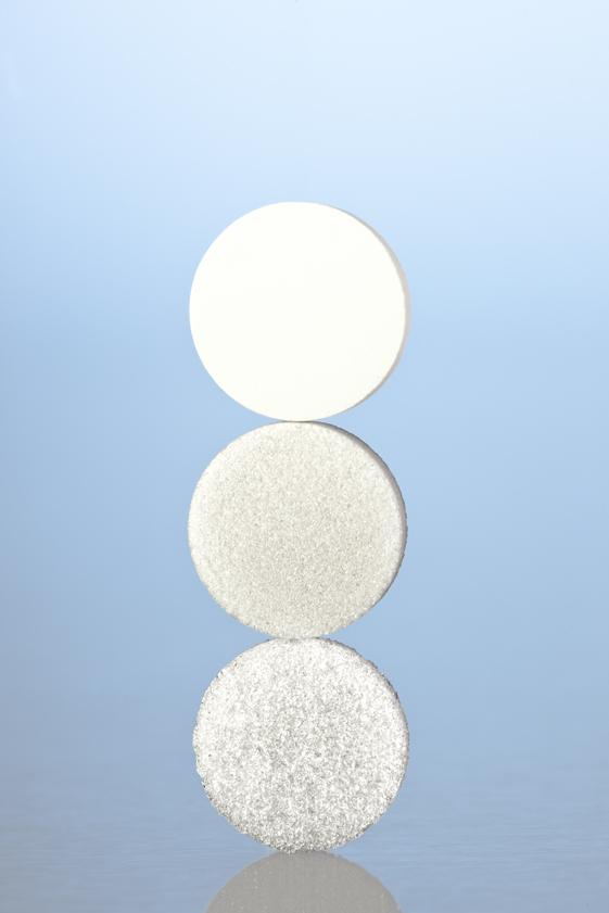 Glasfilters, glasfilterplaten