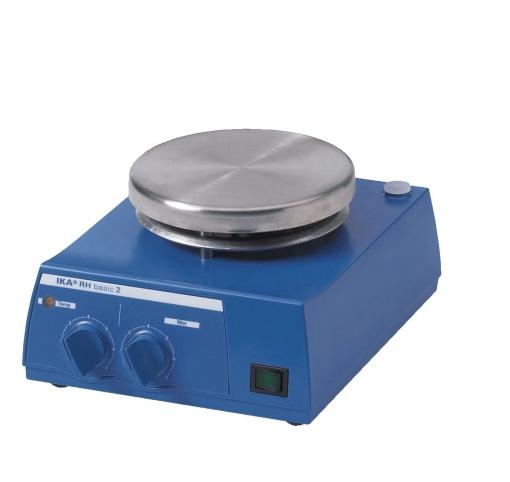 Magneetroerder, IKA RH Basic 2