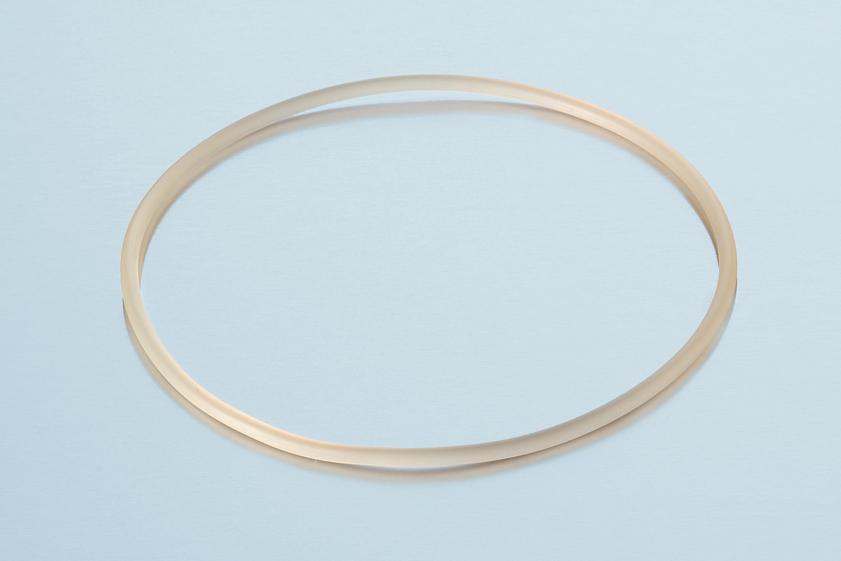 Flenzen, O-ring siliconen